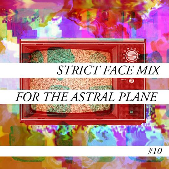 strict face cover art