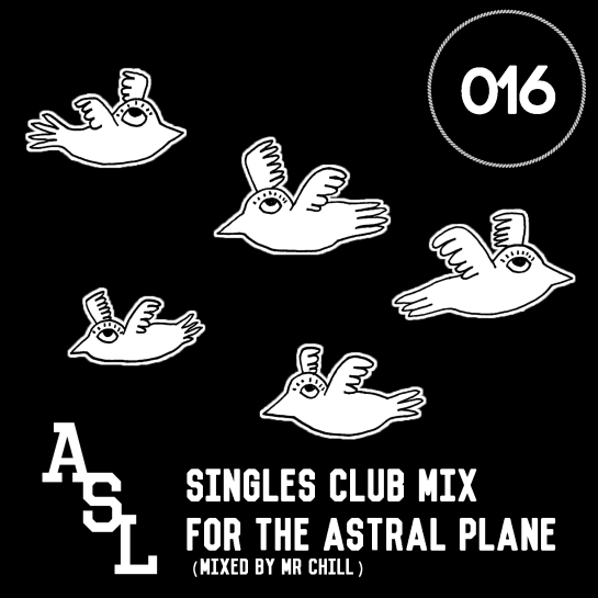 ASL SINGLES CLUB ART