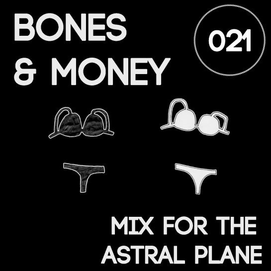 BONES & MONEY ART