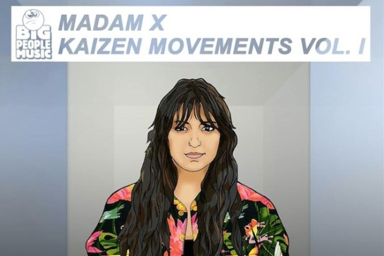 madam-x-kaizen-movements-vol-1